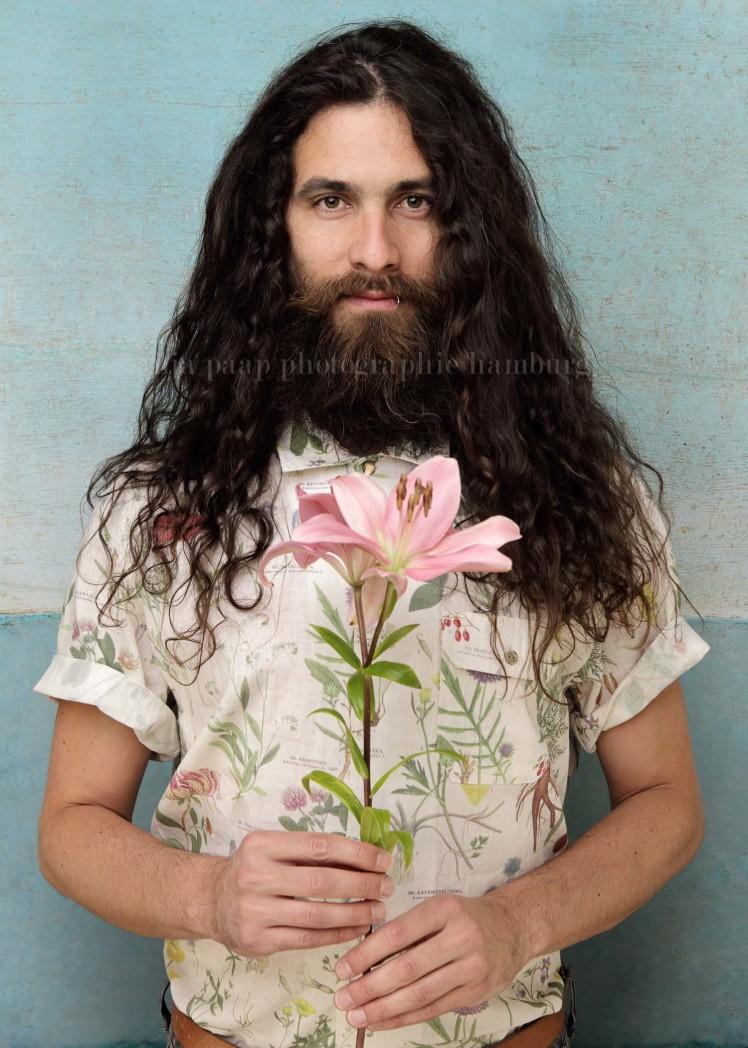 Künstlerische Portraitfotografie